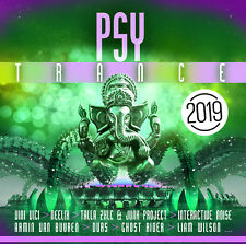 CD Psy Trance 2019 Von Various Artists