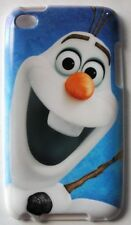 Frozen Olaf Pattern iPod Touch 4 4th Soft Silicon TPU Case Cover -US SELLER