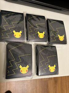 Pokemon Celebrations ETB Deck Sleeves (65 Count)