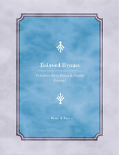 BELOVED HYMNS: Fake Style (Melody & chords). SHEET MUSIC BOOK by Kevin G. Pace.