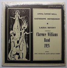 Anna Annie Bell Katherine Henderson Laura Bryant Historical LP Clarence Williams