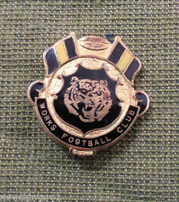 #D134.  WORKS  AUSTRALIAN RULES FOOTBALL CLB LAPEL BADGE - THE TIGERS