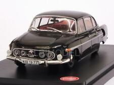 Tatra 603 1969 Black - Red Interior 1:43 ABREX AB401D-R