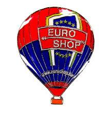 Globo pin/Pins-euro Shop be [3504]