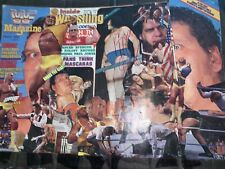 WWF Wrestler Wrestling Andre The Giant Autograph Signed Photo Collage Montage