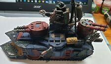 Warhammer 40k Space Orks - Forgeworld Ork Mega Grot Tank