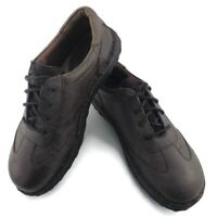 Canyon River Blues Brown Leather Lace Up Oxfords Mens US 9.5 EUR 42