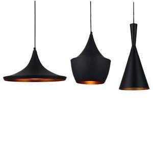 Retro Vintage Design Pendant Light For Kitchen Restaurant 3 Different Shade