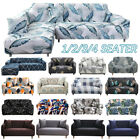 Sofa Covers 1/2/3/4 Seater High Stretch Lounge Slipcover Protector Couch Cover <br/> OVER 8000 SOLD ✔ 20 COLOURS ✔ 4 SIZES ✔ TOP QUALITY ✔