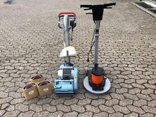 Künzle & Tasin Parkettschleifmaschine Skorpion +Numatic NMD 1000 Tellerschleifer