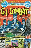 G.I. Combat #240 DC Comic Bronze Age 1982 VF- War