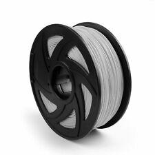 1kg/2.2lb 250M 1.75mm PLA Filament For 3D Printer Printing Grey Free P&P UK