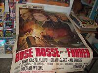 Rote Rosen für Die Fuhrer Manifesto 2F Original 1968
