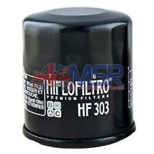 Kawasaki ZZR1400 HiFlo Oil Filter HF303 2006-2013