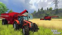 FARMING SIMULATOR ( JEUX XBOX 360 ) NO MANUAL