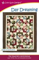 Day Dreaming - Cozy Quilt Designs Quilt Pattern