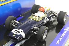 Scalextric C3092 Lotus Type 49 Cosworth V8 Jo Siffert, #16 1/32 Slot Car