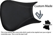 Punto Blanco 99-02 Custom Fits Yamaha 600 Yzf R6 real cubierta de asiento