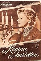 IFB Nr.2242 Filmbühne Programa Regina Amstetten 1950er Luise Ullrich C.Raddatz