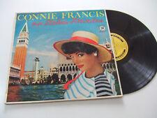 Connie Francis – Sings Italian Favorites - Disco Vinile 33 Giri LP Album 1960