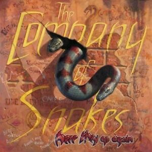 The Company Of Snakes ‎– Here They Go Again (Whitesnake / Deep Purple)