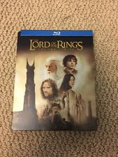 Blu-Ray Steelbook The Lord of the Rings The Two Towers