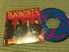 RAMONES - MONDO BIZARRO CD UK CHRYSALIS 92 - PUNK