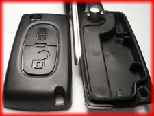 2 BUTTON KEY FOB CASE for CITROEN DISPATCH C8 C4, PEUGEOT 207 307 308 EXPERT