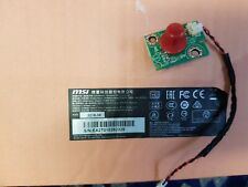 More details for msi monitor power button 715g8313 for 3ea21 (ref mon44)