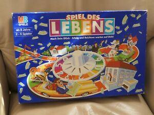 Spiel des Lebens - Ersatzteile Zubehör - MB 1997