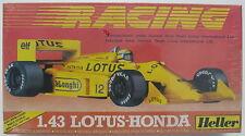 Heller 80102 - LOTUS-HONDA - 1:43 - Auto Bausatz Modellbausatz Kit - NEU