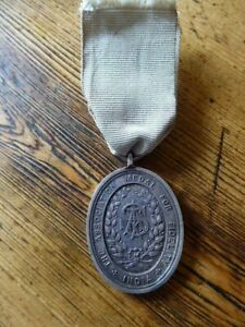 ARMY TEMPERANCE TOTAL ABSTINENCE ASSOCIATION  MEDAL STA.6