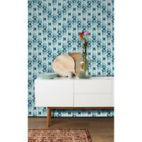 Peel and Stick Geometric Pattern Removable Wallpaper watercolor wallpaper