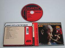SONNY STITT & THE TOP BRASS/SONNY STITT & TTB(ATLANTIC 7567-80802-2) CD ÁLBUM