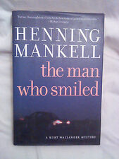 The Man Who Smiled (2006) HC/DJ 1st American Edition
