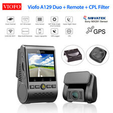 Viofo A129 Duo 140° Front & Rear Double Lens GPS Wifi Car Dash Camera DVR w/ CPL