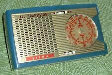 Radio vintage transistor SIERA SA6106 sixties TSF clean works rare