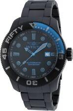 Relojes de pulsera titanio fechas de acero inoxidable