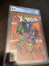 Uncanny X-MEN # 240 CGC 8.5 Mister Sinister