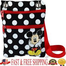 Disney Passport Bag Mickey Mouse Passport Bag Original