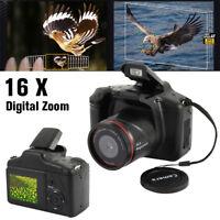 Appareil photo numérique professionnel 0.3 Megapixel DVR Full HD 16MP 1080P Pro