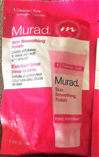 Murad Pore Skin Smoothing Polish Face Exfoliator .33oz Travel Pores Sealed NIB
