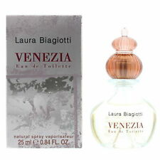 New Boxed Laura Biagiotti Venezia 25ml EDT Women Perfume