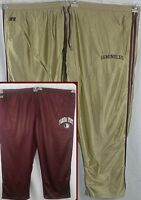 Florida State Seminoles FSU NCAA Mens Reversible Athletic Warm Up Pants Size 3XL