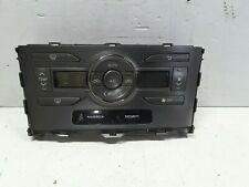 Toyota Corolla Levin Hatch Heater/AC Controls 2007 to 2012 ZRE152R