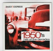 1950s – Hits of the Decade — Daily Express promo CD (8 tracks, see scan 2)