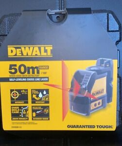 DeWalt DW088K-XJ Laser Level Red Self Levelling
