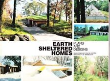 Earth Sheltered Homes: Plans and Designs: Underground Space Center, Universit…