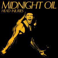 MIDNIGHT OIL Head Injuries VINYL LP BRAND NEW