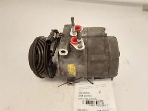 2006-2010 Ford Explorer AC Compressor 6 Cylinder With Auxiliary Heat And AC
